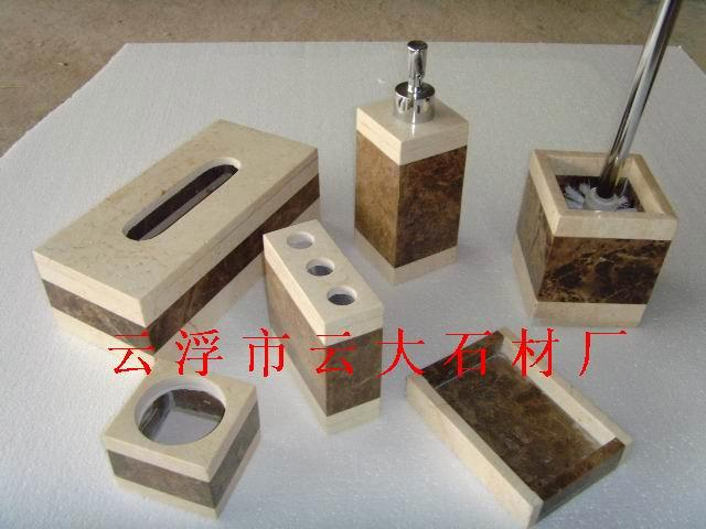 Luxury Marble Bathroom Accessories purchasing, souring agent | ECVV ...