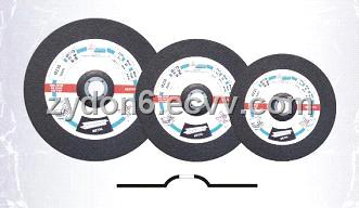 Resin-Bonded Grinding & Cutting Wheel