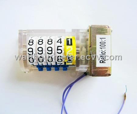 Stepper Motor Counter for KWH Meter