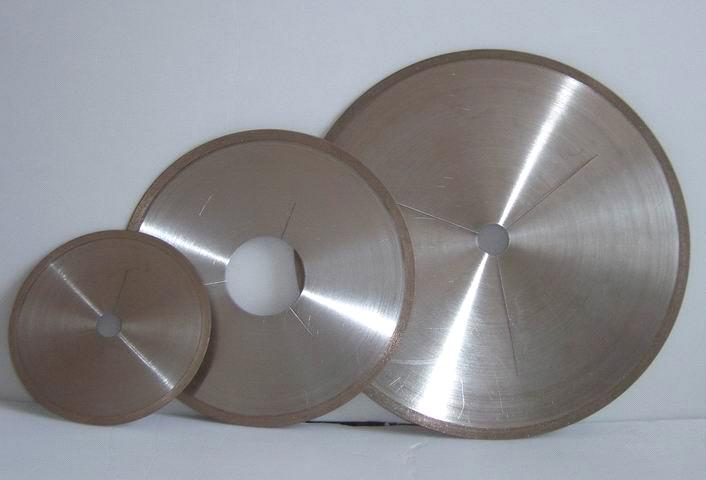 Bronze Bonded Cutting Disc