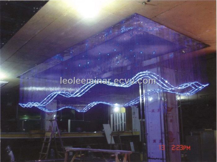 Fiber Optic Chandelier Lights
