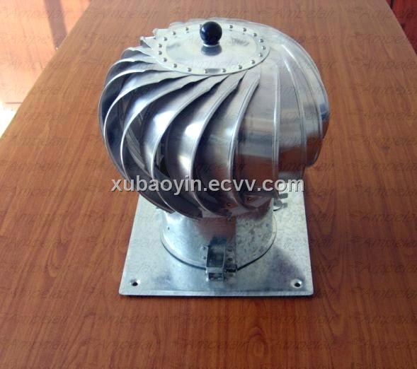 Air Vent Turbine Ventilator : Turbo vent wind driven air ventilator purchasing souring