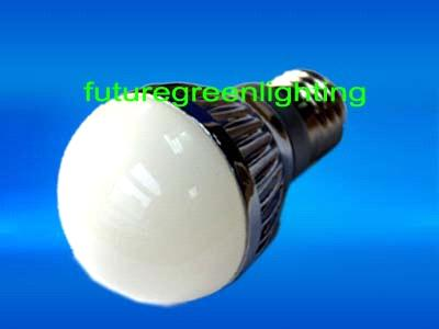 High Power LED Bulb in 6W
