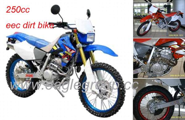 YG-250GY Dirt Bike