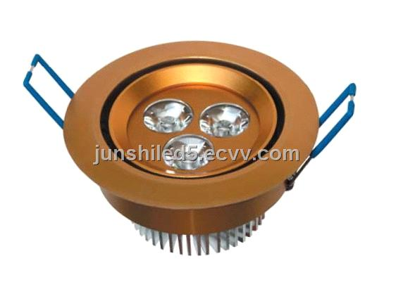 1w x 3 LED Down Light