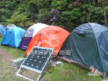 40W Portable Solar Power Station
