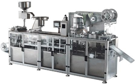 CE Approved Blister Packing Machine