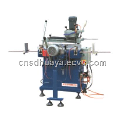 Lock Hole Slot Process Machine