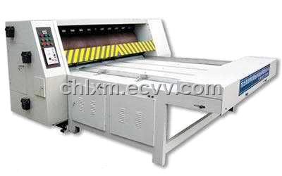MR STYLE ROUNDING SOFT ROLLER RINDING-CUTTING MACHINE