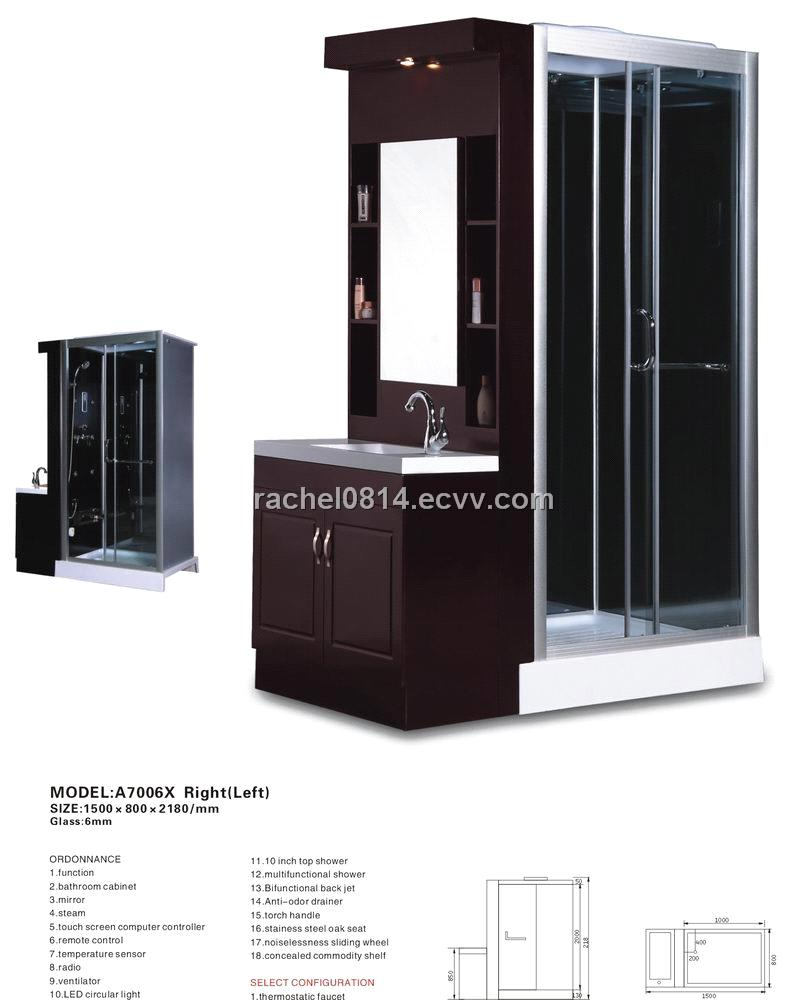 Exceptionnel Steam Shower With Cabinets (A7006) Purchasing, Souring Agent | ECVV.com  Purchasing Service Platform