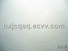 PVC Laminated Gypsum Board
