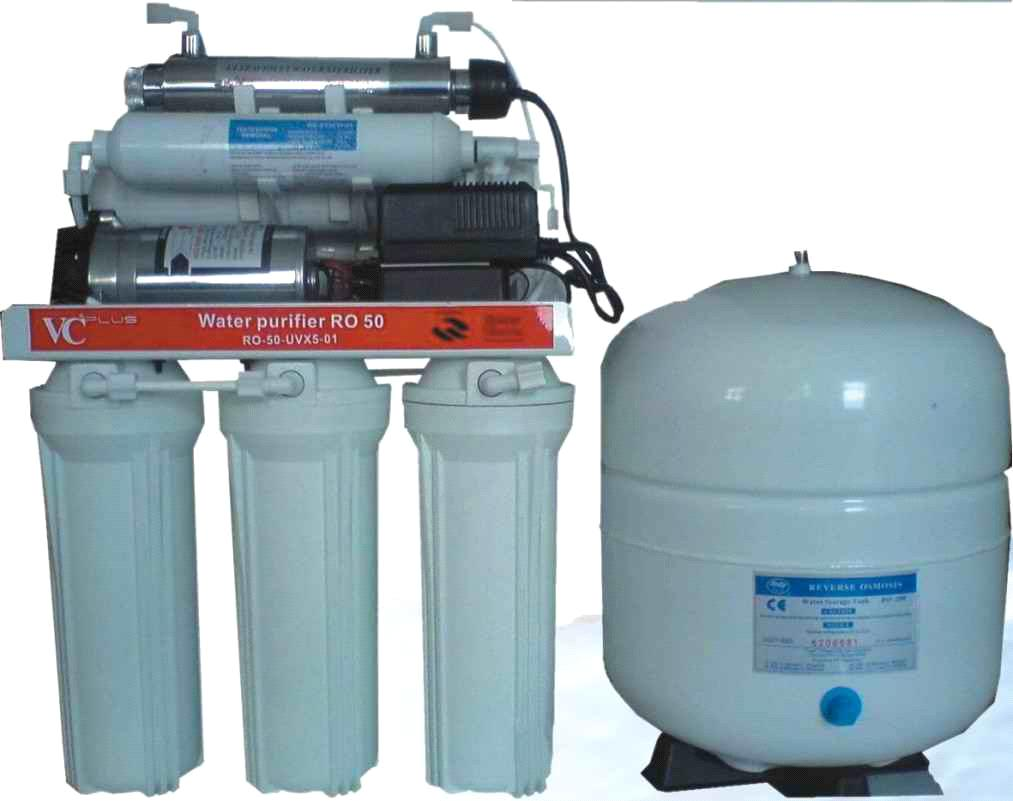 Undersink Ro Water Filter (TY-RO50) purchasing, souring agent | ECVV ...