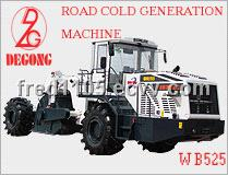 WB525 Road Cold Recycling Machine