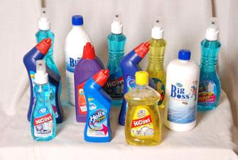 cleaning liquids purchasing souring agent