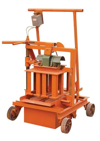 Block Machine (QMR2-45)