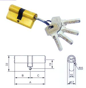 Double Cylinder Lock