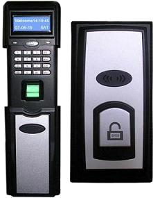 Fingerprint Access Control and Time Attendance System (ZKS-A1)