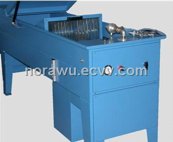 Hose cleaning machine