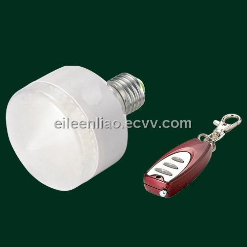 LED Sensor Light with Remote Controller