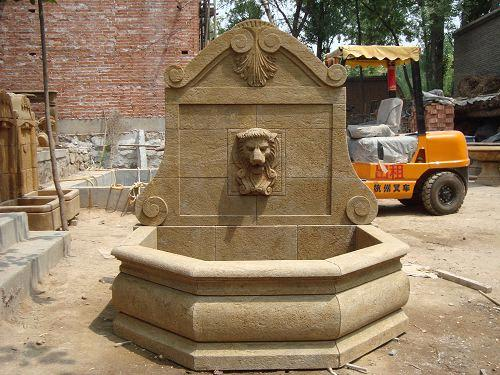 Marble Wall Fountain Garden Fountain Antique Fountain