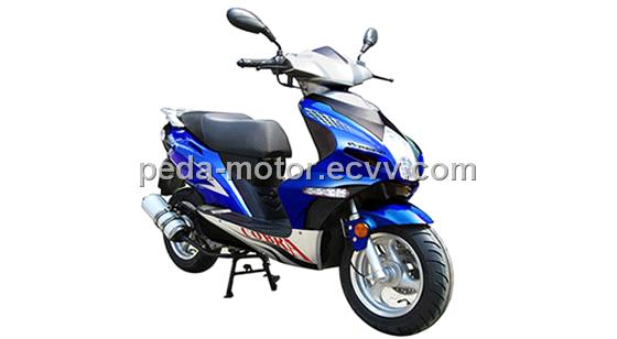 New!! 50cc, 2/4Stroke, EEC Scooter from China Manufacturer