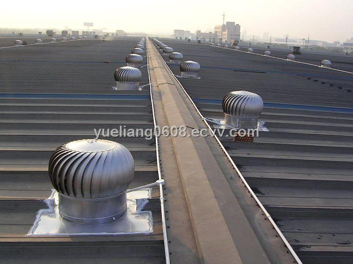 Rooftop Wind Turbines Ventilator : Roof turbine ventilator  purchasing souring