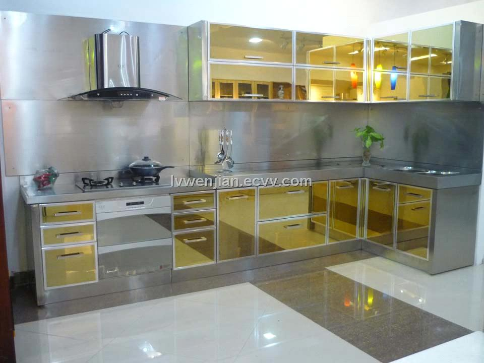 stainless steel kitchen cabinet design stainless steel kitchen cabinet purchasing souring 8242