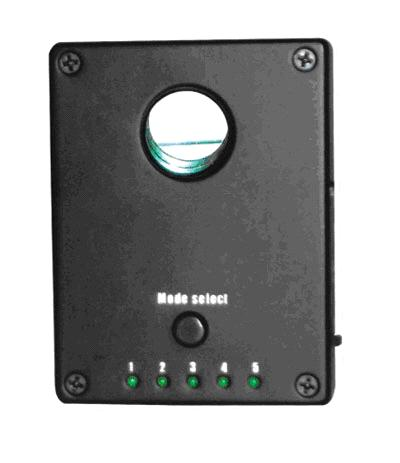 Wireless & Wired Camera Detector