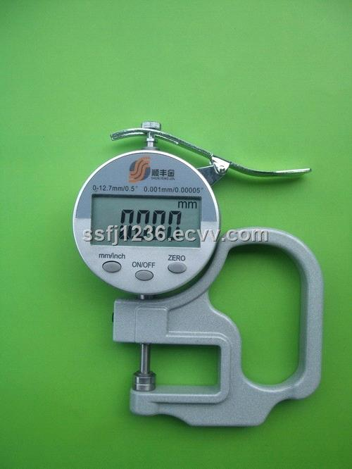 Digital Thickness Gauge (SFJ 0-12.7MM)