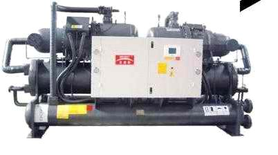 Water Cooled Water Chiller R134A