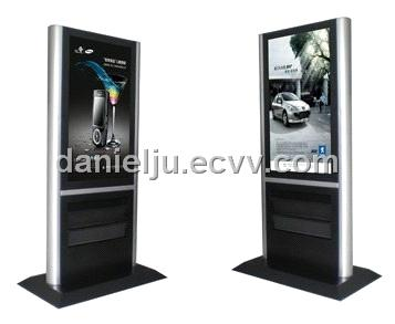 42inch Floor Standing LCD Advertising Player