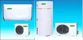Air source heat pump water heater