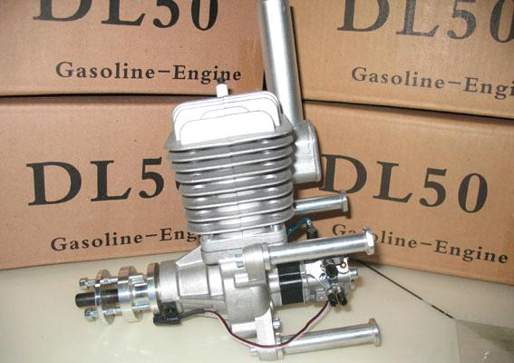 DL 50 50CC Gas Engine