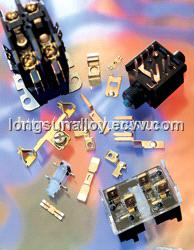 Electrical Contact Component (Stamping Parts)