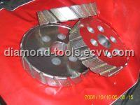Interval Diamond Grinding Wheel for Frp Pipe