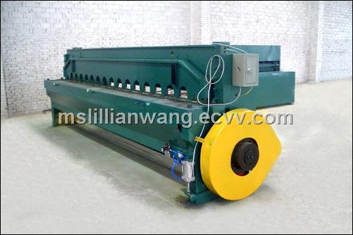 Netting Sheet Cutting Machine