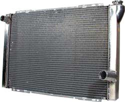 Performance Racing Radiator For Ford (Car Aluminum Radiator)