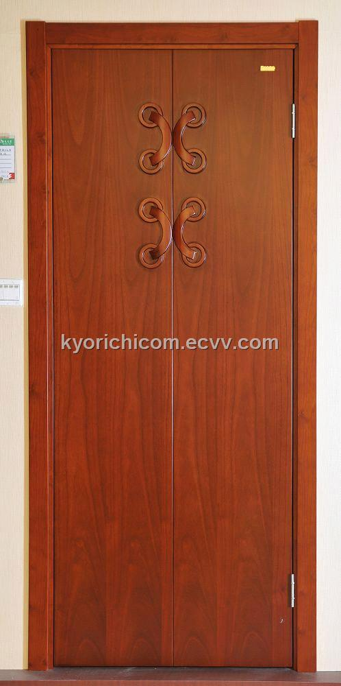 Chinese Interior Veneer Door