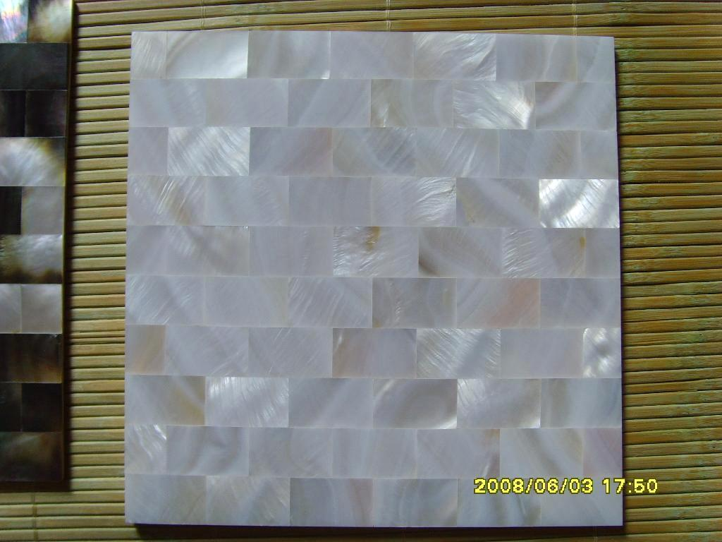 mother of pearl mosaic tile purchasing