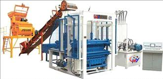 HY-QT5-20 Block Making Machine