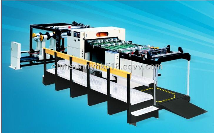 Paper Sheeting / Cutting Machines