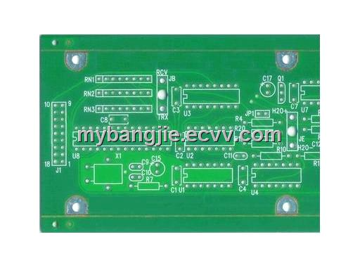 PCB for Geologic Research Machine