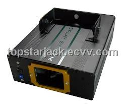 30mW sound green laser