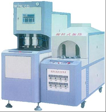 Model CPJ-A two-step semi-automatic heat-endurance bottle-blowing machine