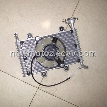 WATER COOLED SYSTEM FOR BASHAN ATV BS200S-7