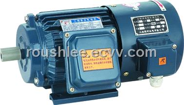YVP series three phase frequency conversion speed-adjustable motor