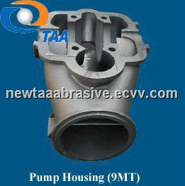 Steel Casting-Pump Housing