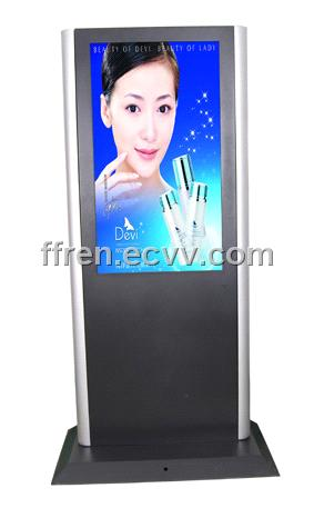 42inch Vertical floor standing LCD Advertising Player