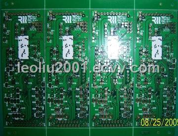 4L Multilayer Printed Circuit Board