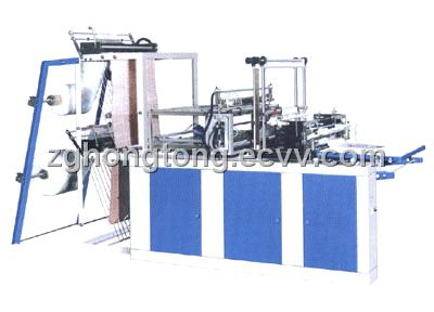 Computer Control Sealing And Cutting Bag Making Machine